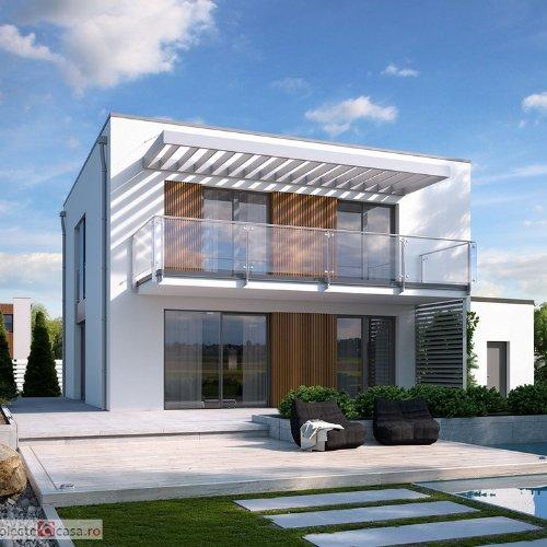 Casa CUBIC 1 Parter+Etaj