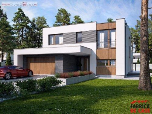 Casa CUBIC 5 Parter+Etaj