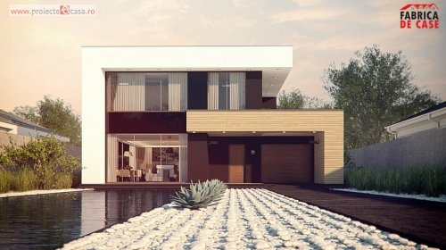 Casa CUBIC 14 Parter+Etaj